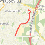 Waterlooville Running Routes The best running routes in