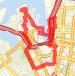 Pyrmont Run route image
