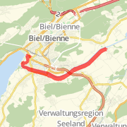 Biel Running Routes The best running routes in Biel Bern