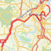 Rode 21.93 km on 3/05/2016