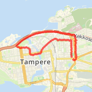 Tampere Walking Routes The best walking routes in Tampere Western
