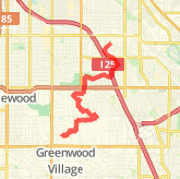 13.66 mi Run in Cherry Hills Village on Sep 30, 2012, 2:21 PM