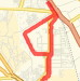 Rode 7.01 km on 12/10/2012 Bike Ride route image