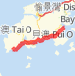 MuiWo-KauLingChung Bike Ride route image