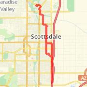 Scottsdale Bike Trails Maps of Bike Routes in Scottsdale AZ