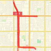 Walked 8.37 mi on 3/23/2013