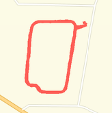 Completed a workout (generic) 2.43 mi on 03/17/18