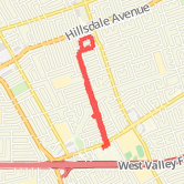 Free, 2.36 miles Walk in 1:06:12