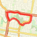 07/31/2010 Route Run route image