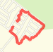 1.43mi run on 6/2/13 Run route image