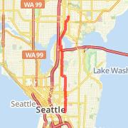 Seattle WA Bike Trails Maps of Bike Routes in Seattle WA