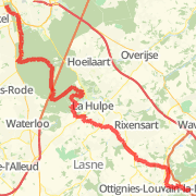 LouvainLaNeuve Cycling Routes The best cycling routes in Louvain