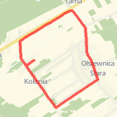 Rode 4.70 km on 20.02.2014