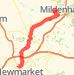 10.13 mi road cycling on 05/04/2014 Bike Ride route image