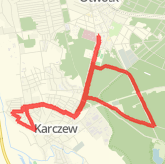 Ran 27.28 km on 03.08.2014