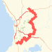 Kidman Trail Bike Ride route image