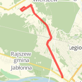 Rode 18.63 km on 18.10.2014