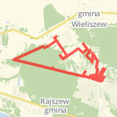 Rode 27.24 km on 26.10.2014
