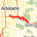 29.98 km General Road Cycling on 27/12/2011 4:01 PM Bike Ride route image