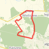 Rode 14.30 km on 18.04.2015