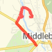 Middlebury Run route image