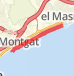 Montgat - Port Masnou - Montgat Run route image