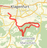 21,49 Kilometer Mountain Bike on Apr. 22, 2012 at 09:10 am
